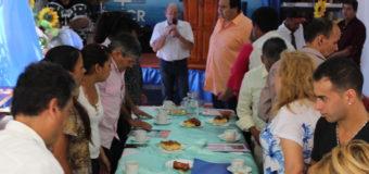 David Arrighi se reunió en Alejandro Korn con pastores y lideres del distrito de San Vicente