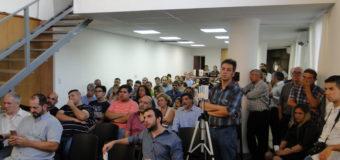 Se realizo la 1er conferencia política  del CEJUS «Los cristianos evangélicos y su inserción en la política nacional»